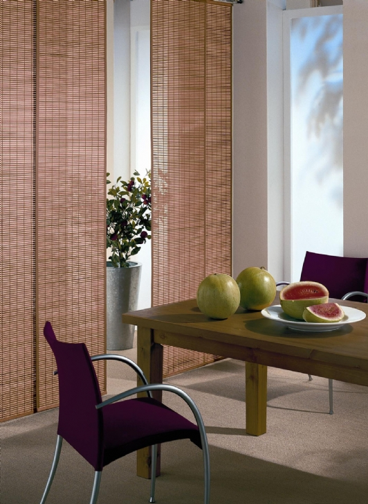 Vendita tende per interni tende a pannelli in legno in provincia di brescia - Pannelli legno per interni ...